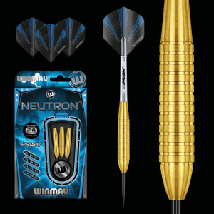 Дартс дротики Neutron Англия Winmau 23 и 24 грамма