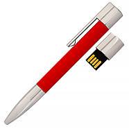 Флешка-ручка Neo красная под уф-печать 32 Гб (1133-4-32-Гб), фото 2