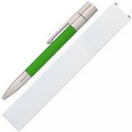 Флешка-ручка Neo зеленая под печать логотипа 64 Гб (1133-5-64-Гб), фото 6