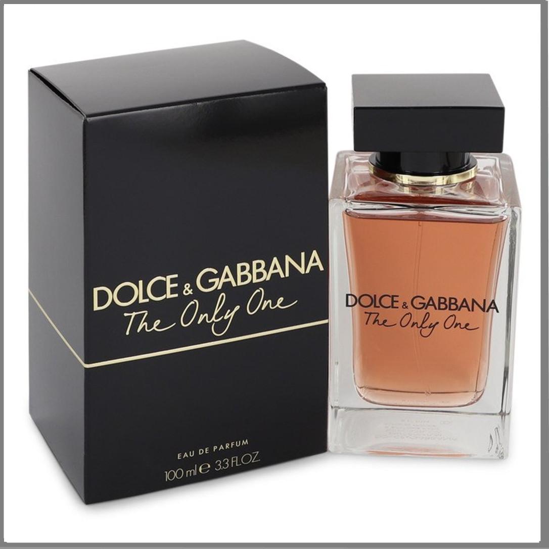 Dolce & Gabbana The Only One парфюмированная вода 100 ml. (Дольче Габбана Зе Онли Ван)
