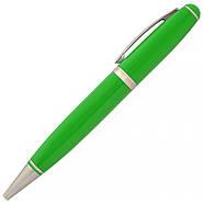 Флешка-ручка Classic зеленая для нанесения лого 4 Гб (1122-5-4-Гб), фото 3