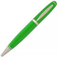 Флешка-ручка Classic зеленая для нанесения лого 4 Гб (1122-5-4-Гб), фото 4