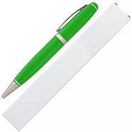 Флешка-ручка Classic зеленая для нанесения лого 4 Гб (1122-5-4-Гб), фото 6