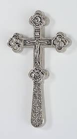 Хрест водосвятний 2-2 нікель