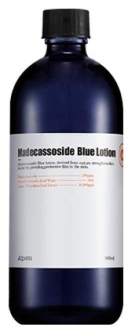 Увлажняющий лосьон для лица с мадекассоидом A'pieu Madecassoside Blue Lotion 165 мл (8809581444157)