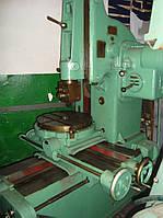 Долбежный станок 7417 с механическим приводом, аналог 7402
