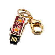 """Флешка """"USB Рыбы"""" золотистый 64Гб (03206A-64-Гб), фото 2"""