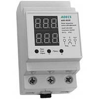 Реле напряжения Adecs ADC-0110-50 50А однофазное, фото 1