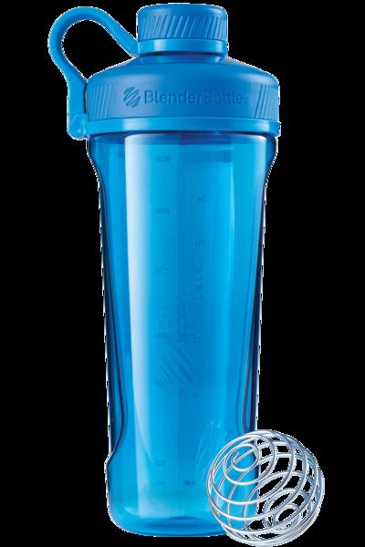 Спортивная бутылка-шейкер BlenderBottle Radian Tritan 940ml Cyan (ORIGINAL)