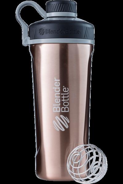 Спортивная бутылка-шейкер BlenderBottle  Radian THERMO EDELSTAHL 26OZ / 770ML Copper (ORIGINAL)