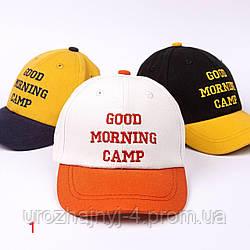 Котоновая кепка р50-52