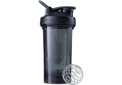 Спортивная бутылка-шейкер BlenderBottle Pro24 Tritan 710ml Black (ORIGINAL)
