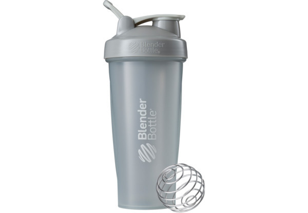 Спортивный шейкер BlenderBottle Classic Loop 820ml Grey (ORIGINAL)