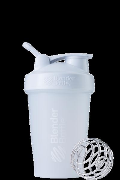Спортивный шейкер BlenderBottle Classic Loop 590ml White (ORIGINAL)