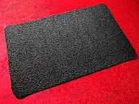 Грязезащитный ковер Париж темно-серый 50х80см