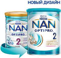 Смесь сухая молочная Nestle NAN 2 с 6 месяцев 800 г
