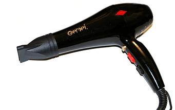 Профессиональный фен для волос Gemei Gm-1767, мощность 3000 В / Фен для укладки волос, фото 2
