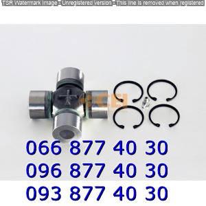 Крестовина кардана DAF 57x152,50