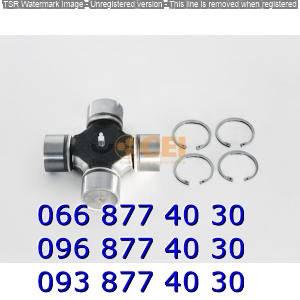 Крестовина кардана DAF 57x173