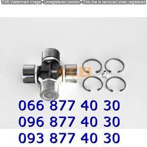 Крестовина кардана RVI 48x135 5001836379