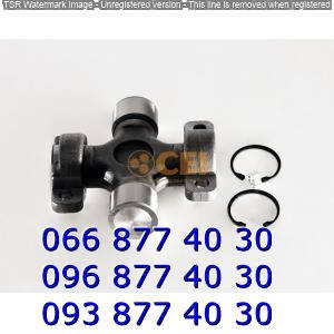 """Крестовина кардана SCANIA 48x161/4.5"""" 365901"""