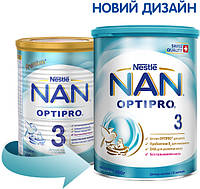 Смесь Nestle NAN 3 с 12 месяцев 400 г (7613032476175)