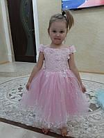 """Детское платье """"Цветочная нежность"""""""