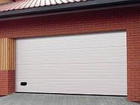 Ворота гаражные Алютех PRESTIGE ш 3000 в 2000