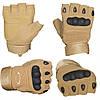Тактические перчатки Oakley / Военные с открытыми пальцами + Подарок, фото 4