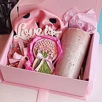 Подарок для девушки на 8 марта/ подарочный набор маме/ сестре/ подруге/ тете/ женский