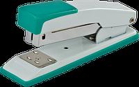 Степлер металлический на 20 лист. (Скобы №24, 26), JOBMAX, зеленый