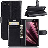 Чохол-книжка Litchie Wallet для Sony Xperia Ace / XZ4 Compact Black