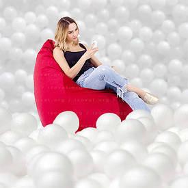 Пенопластовые шарики 5мм (1 сорт) Наполнитель для бескаркасной мебели