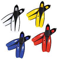 Ласты для плавания Bestway 27022, размер 38-39, 4 цвета