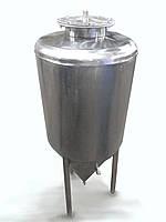 Емкость для брожения | ЦКТ 200 л. (ZKT-200)