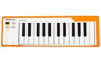 Міді-клавіатура контролер Arturia MicroLab Orange, фото 1