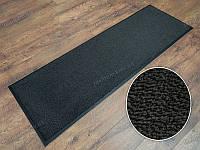 Грязезащитный ковер Париж темно-серый 90х180см