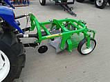 Копалка вибрационнaя с задним выбросом Bomet Бомет (Польша), фото 2