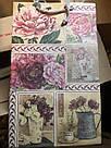 Подарочный пакет СРЕДНИЙ 17*26*7 см Фиолет, фото 2