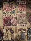 Подарочный пакет СРЕДНИЙ 17*26*7 см Фиолет, фото 3