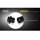 Виносна тактична кнопка для Fenix AR102 (AER-01), фото 8