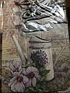 Подарочный бумажный крафт пакет ЧАШКА 16*16*8 см Ваза, фото 2