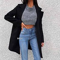 """Пальто женское кашемировое на подкладке, размеры S-L (4цв) """"IRINA"""" купить недорого от прямого поставщика"""