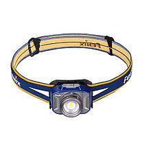 Ліхтар налобний Fenix HL40R Cree XP-LHIV2 LED синій