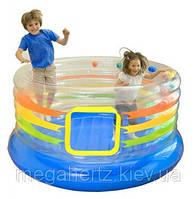 Детский надувной батут игровой центр Intex 48264