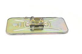Зеркало ЗИЛ 130 300х150 плоское метал (Дорожная карта). DK-8209