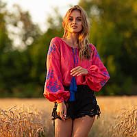 Жіноча блуза з вишивкою Зірка