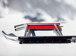 Санки алюминиевые KIDIGO (65004), фото 3