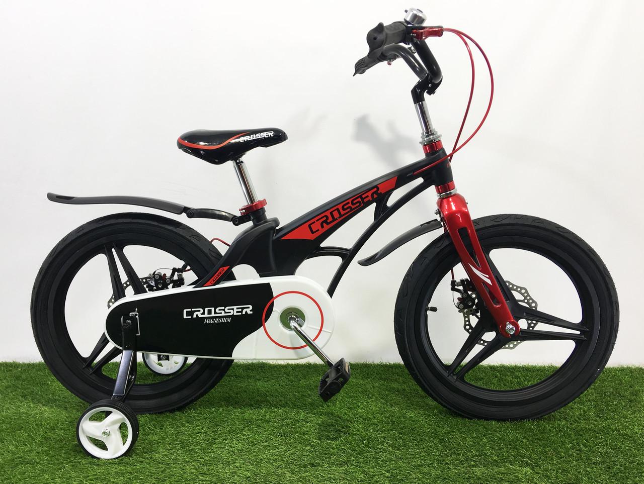 "Детский велосипед Crosser Premium 18"""