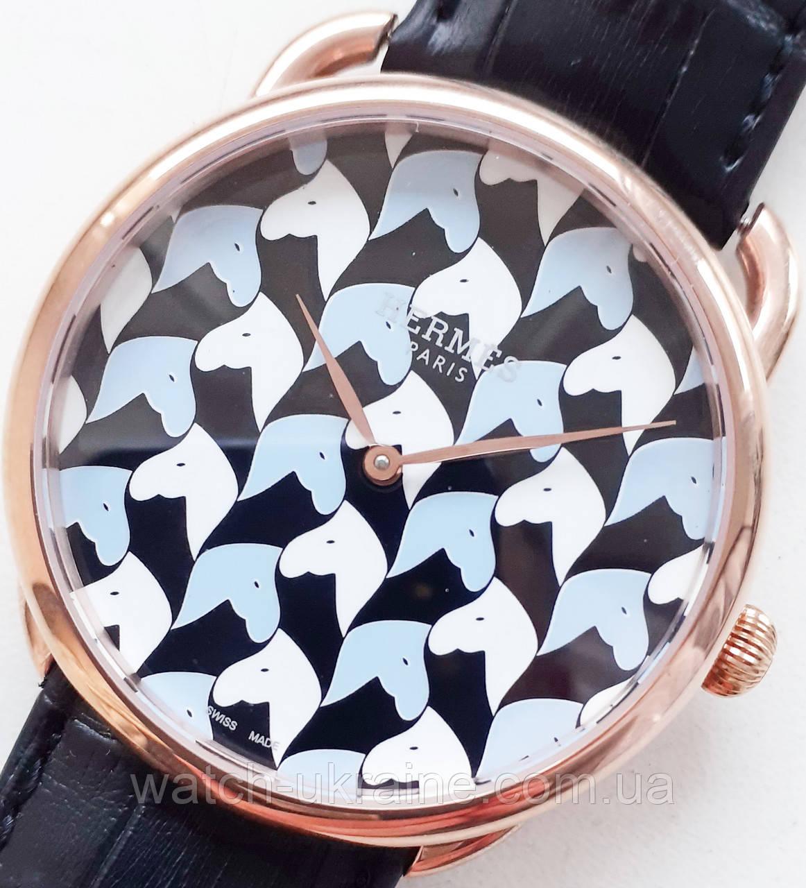 Часы Hermes Paris механика.кл.ААА